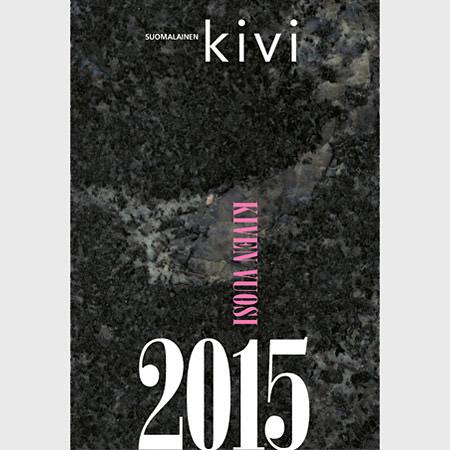 Kiven vuosi 2015