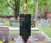Helsingin ortodoksinen hautausmaa. Vanhaa ja uutta hautausmaamiljöössä.