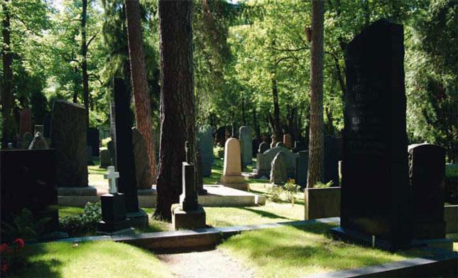Turun vanha hautausmaa. Kaunis, tunnelmallinen hautausmaa, jossa elämän kiertokulku on vahvasti läsnä. Tämä on kulttuuriperintöämme.