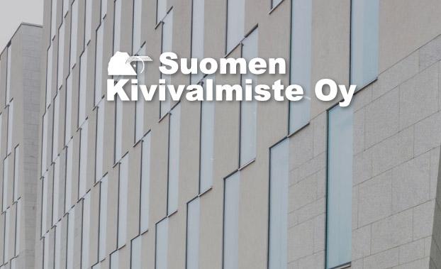Suomen Kivivalmiste Oy on ostanut Viitakivi Oy:n tehtaan Viitasaarella